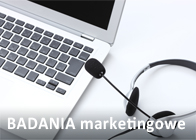BADANIA marketingowe - CONTACT Center